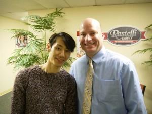 Twitter Pic (tweet from Kobayashi) - Dr. Scott Smith