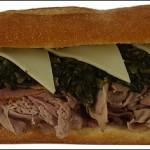 Tony Luke's Roast Pork - What a concept! It's filling and tasty. - Washington Post