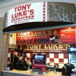 Tony Luke's - Wells Fargo Center Now Open!