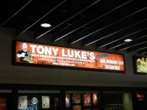 Tony Luke's - Wells Fargo Center