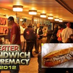 A hearty congratulations is in order for Tony Luke's roast pork sandwich, the winner of Eater Philly...