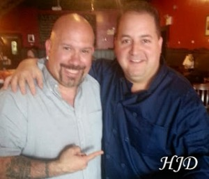 Spike TV Greenlights Frankenfood with NYC Chef Josh Capon and Philly's Tony Luke Jr.