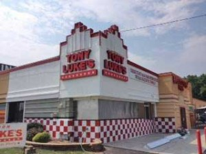 Tony Luke's in in Expansion Mode