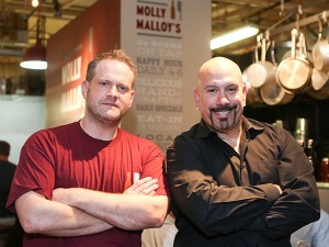 Frankenfood: Tony Luke's 'everyday person's food show