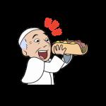 Pope Cheesesteak