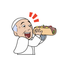 Pope Cheesesteak