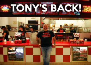 Tony Luke Jr.'s Back in His Best Roll Ever!