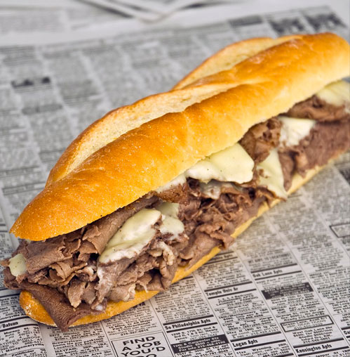 Best Philly Cheesesteak