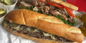 A Philly Cheesesteak Icon Is Coming to Downtown Brooklyn